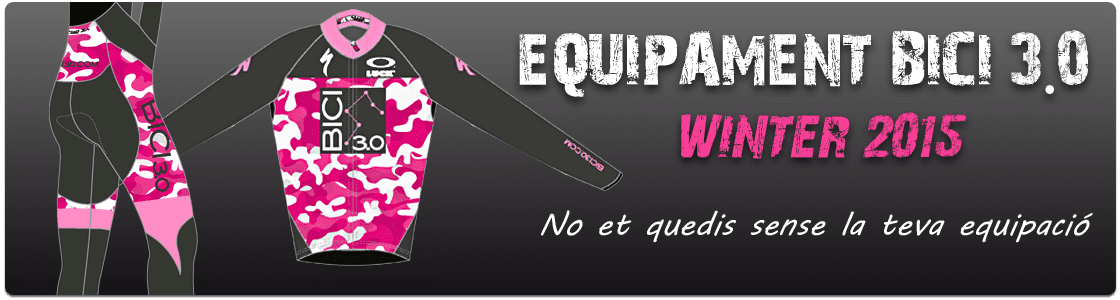 Equipament Winter 2015